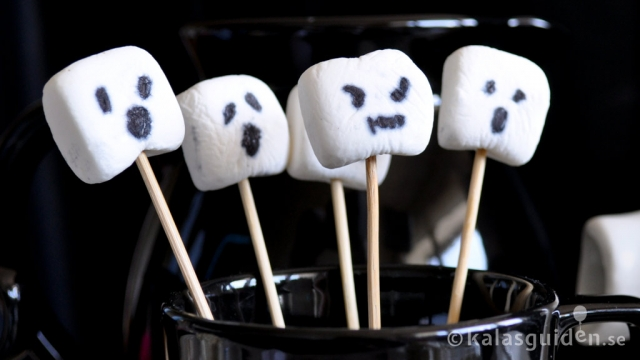spökmarshmallows